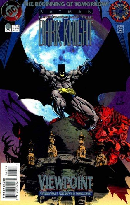 Batman: Legends of the Dark Knight (1989 Series) no. 0 - Used