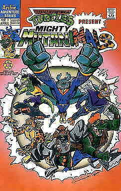 Mighty Mutanimals (1992) Complete Bundle - Used