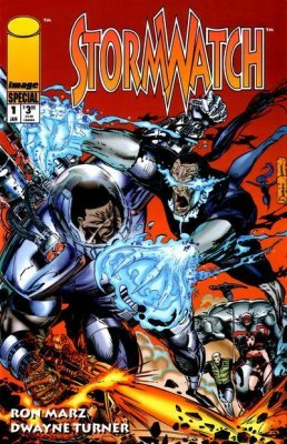 Stormwatch (1993) Special no. 1 - Used