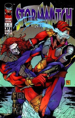 Stormwatch (1993) Special no. 2 - Used