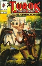 Turok Dinosaur Hunter (1993) Yearbook no. 1 - Used