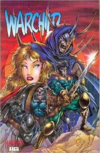Warchild (1994) Complete Bundle - Used