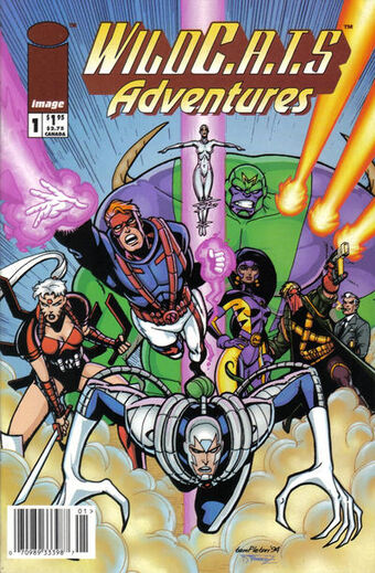 Wildcats Adventures (1994) Complete Bundle - Used