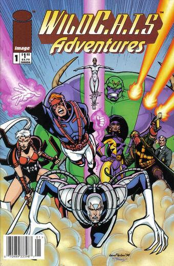 Wildcats Adventures (1994) Complete Bundle - Used