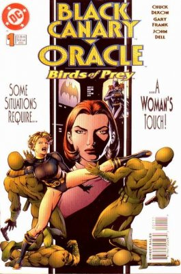 Black Canary Oracle: Birds of Prey (1996) One Shot - Used