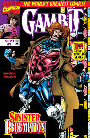 Gambit (1997) Complete Bundle - Used