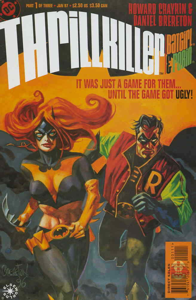 Thrillkiller Batgirl and Robin (1997) Complete Bundle - Used