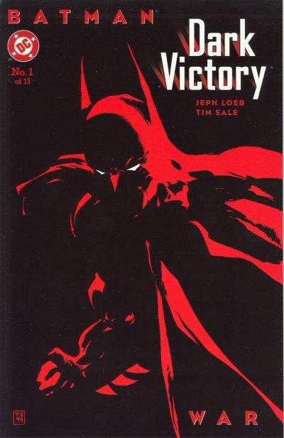 Batman Dark Victory (1999) Complete Bundle - Used