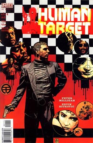 Human Target (1999) Complete Bundle - Used