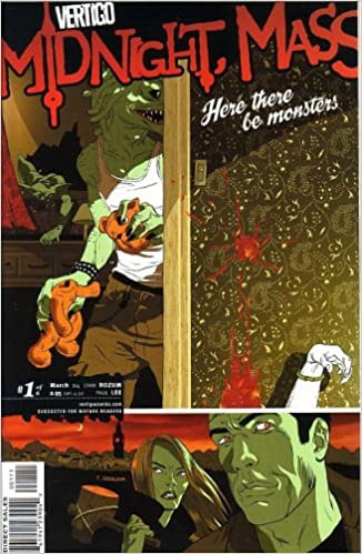 Midnight Mass Here There Be Monsters (2004) Complete Bundle - Used