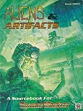 Space Masters Aliens and Artifacts - Used
