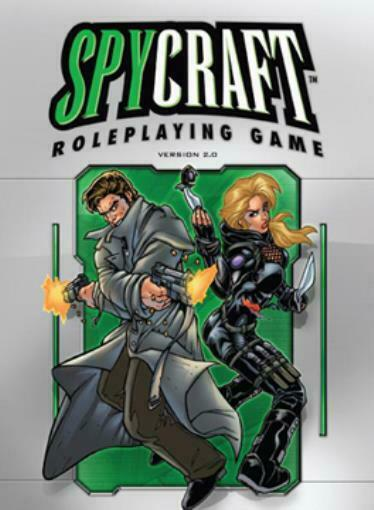 D20 Spycraft: Espionage Role-Playing Game Version 2.0 - Used