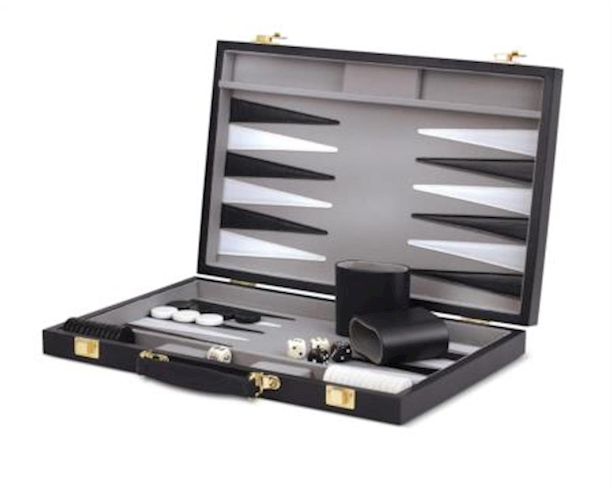 Backgammon 204015 (Black Case)