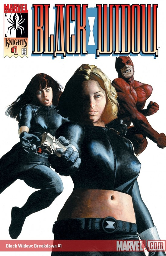 Black Widow (2001) Complete Bundle - Used