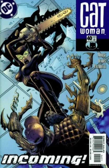 Catwoman (2002) no. 40 - Used