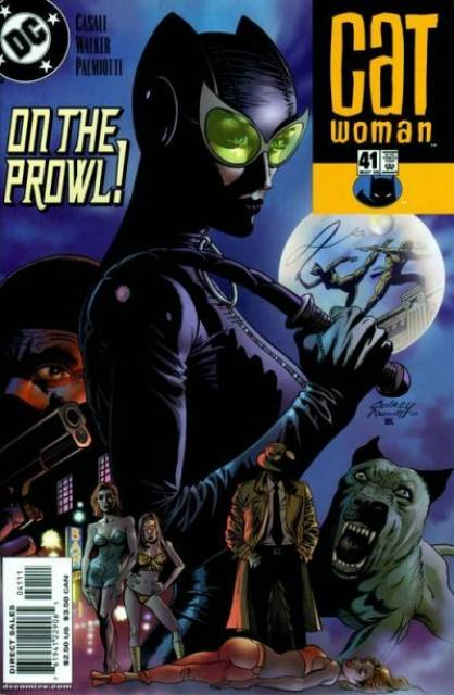 Catwoman (2002) no. 41 - Used