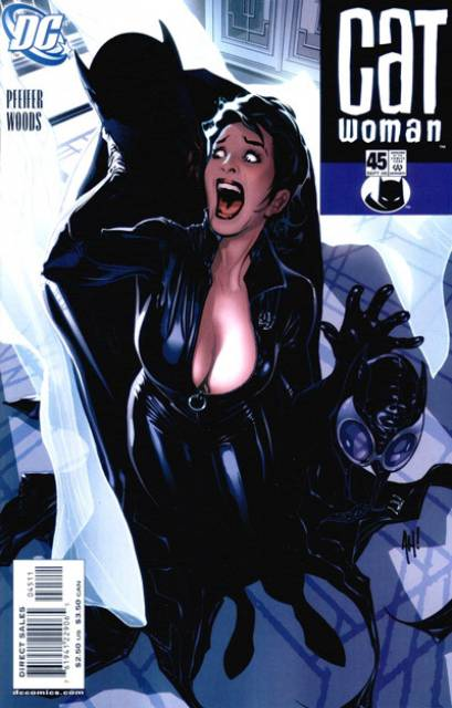 Catwoman (2002) no. 45 - Used