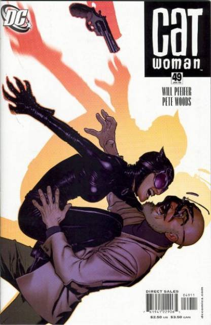 Catwoman (2002) no. 49 - Used