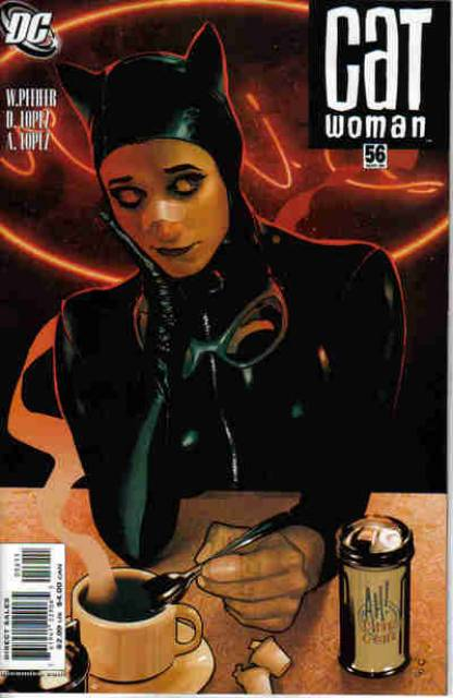 Catwoman (2002) no. 56 - Used