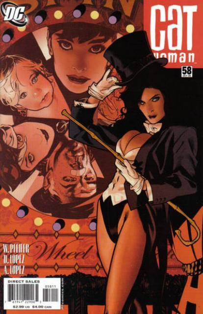 Catwoman (2002) no. 58 - Used