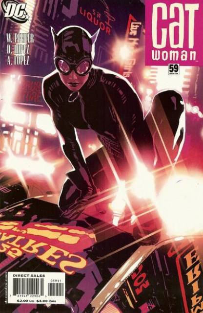 Catwoman (2002) no. 59 - Used