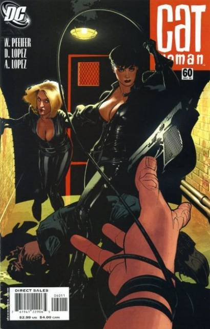 Catwoman (2002) no. 60 - Used
