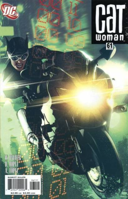 Catwoman (2002) no. 61 - Used