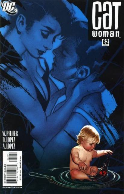 Catwoman (2002) no. 62 - Used