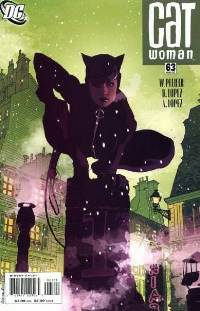 Catwoman (2002) no. 63 - Used