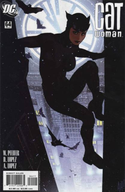 Catwoman (2002) no. 64 - Used