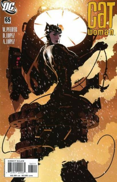 Catwoman (2002) no. 65 - Used