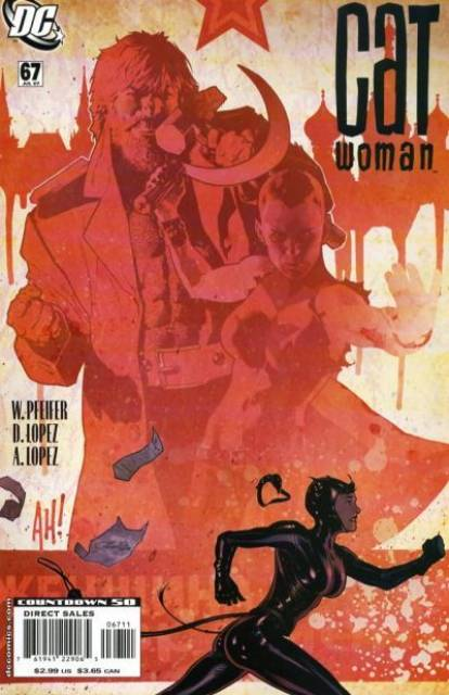 Catwoman (2002) no. 67 - Used