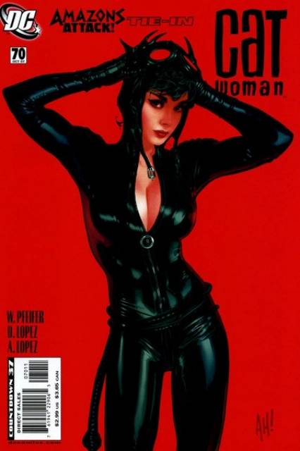 Catwoman (2002) no. 70 - Used