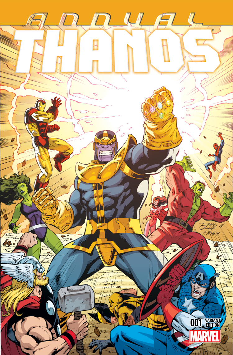 Thanos Annual (2003) no. 1 - Used