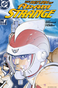 Adam Strange (2004) Complete Bundle - Used