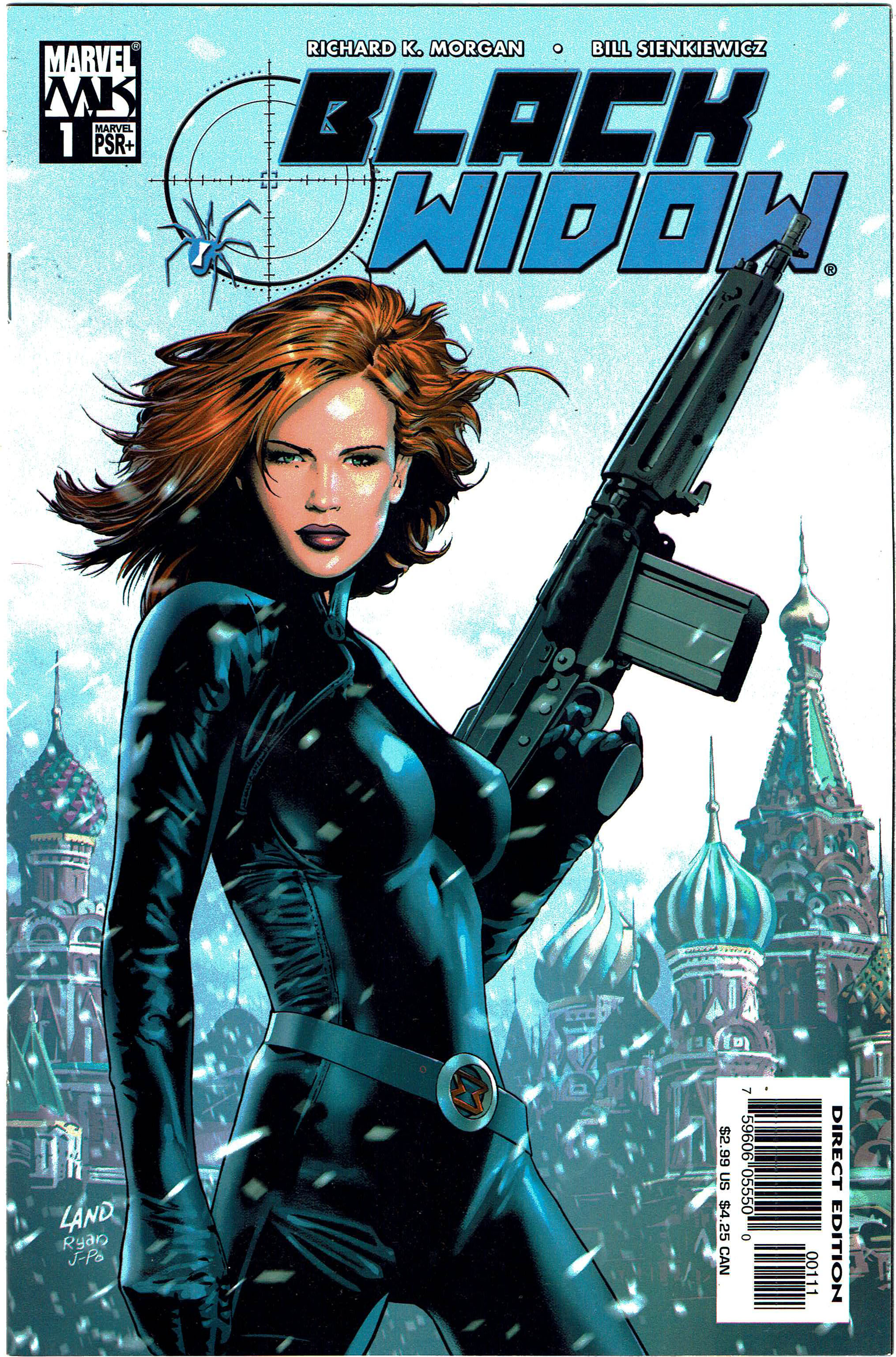 Black Widow (2004) Complete Bundle - Used