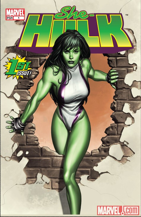 She-Hulk (2004) Complete Bundle - Used