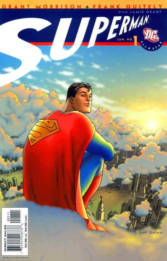 All Star Superman (2005) Complete Bundle - Used