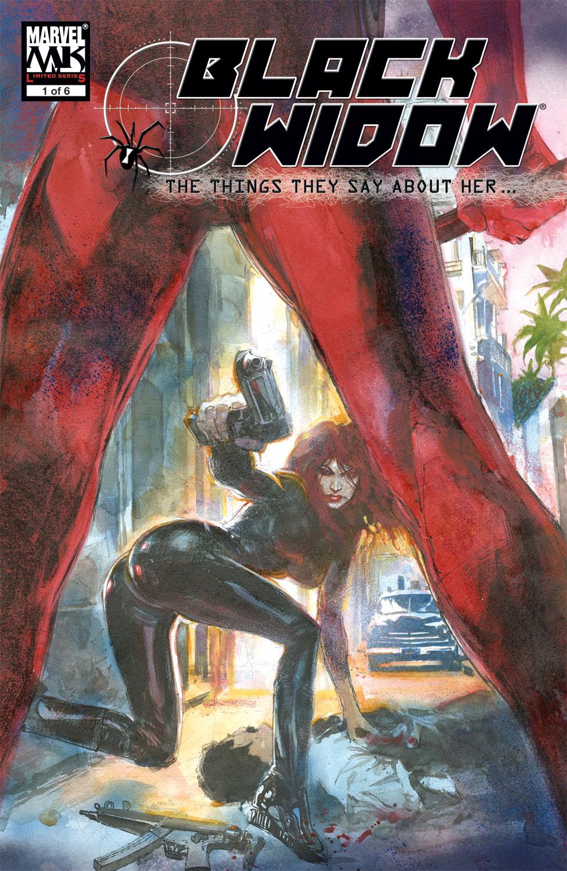 Black Widow (2005) Complete Bundle - Used