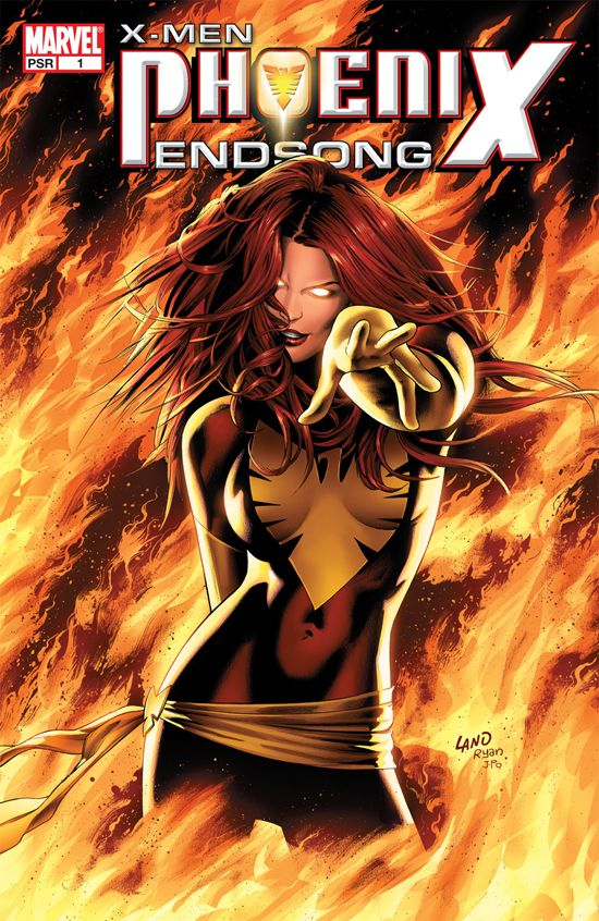 X-Men Phoenix Endsong (2005) Complete Bundle - Used