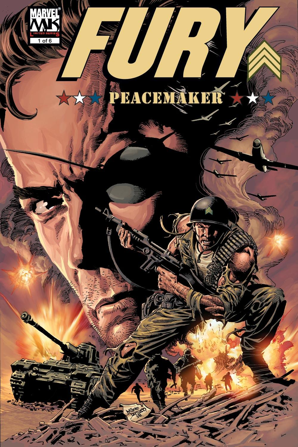 Fury Peacemaker (2006) Complete Bundle - Used