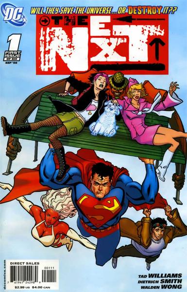 Next (2006) Complete Bundle - Used