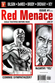 Red Menace (2006) Complete Bundle - Used