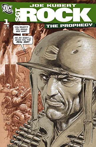 Sgt. Rock The Prophecy (2006) Complete Bundle - Used