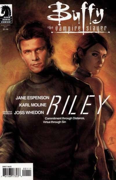 Buffy the Vampire Slayer: Season 8 (2007) Riley One Shot - Used