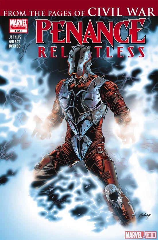 Penance Relentless (2007) Complete Bundle Used