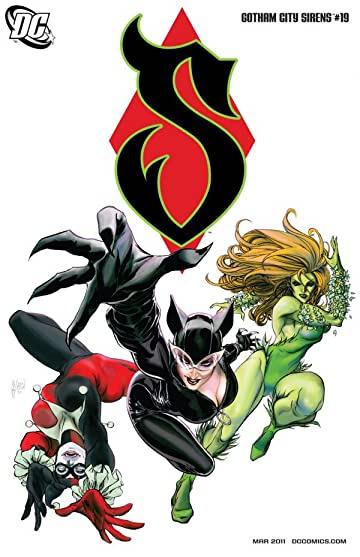 Gotham City Sirens (2009) no. 19 - Used