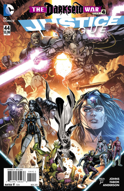 Justice League (2011 New 52) no. 44 - Used