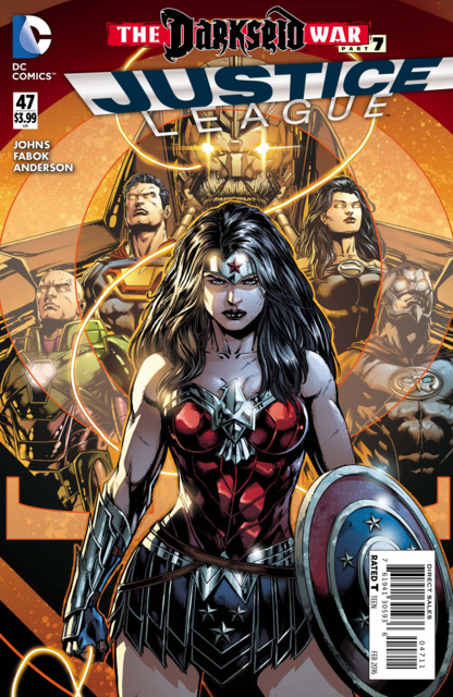 Justice League (2011 New 52) no. 47 - Used