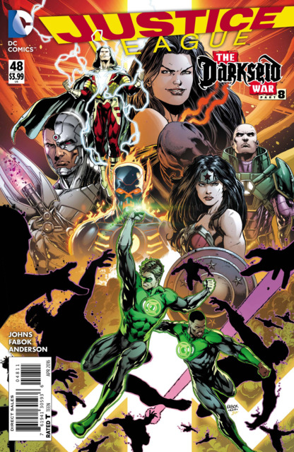 Justice League (2011 New 52) no. 48 - Used
